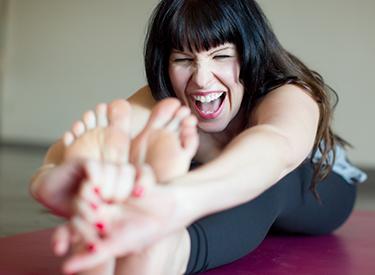 Mandy Roberts - Yoga Retreat & Personal Discovery Weekend - Women's Weekend Retreat - Soul Nourish Retreats Spring Mountain Yoga Retreat