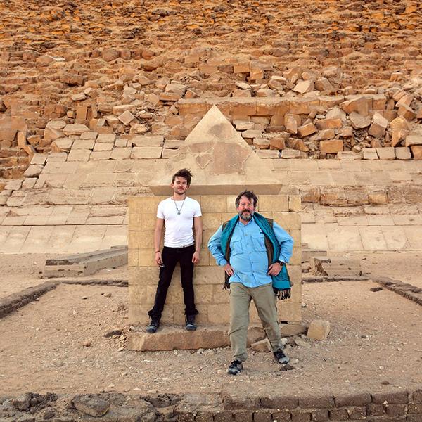 john-egypt
